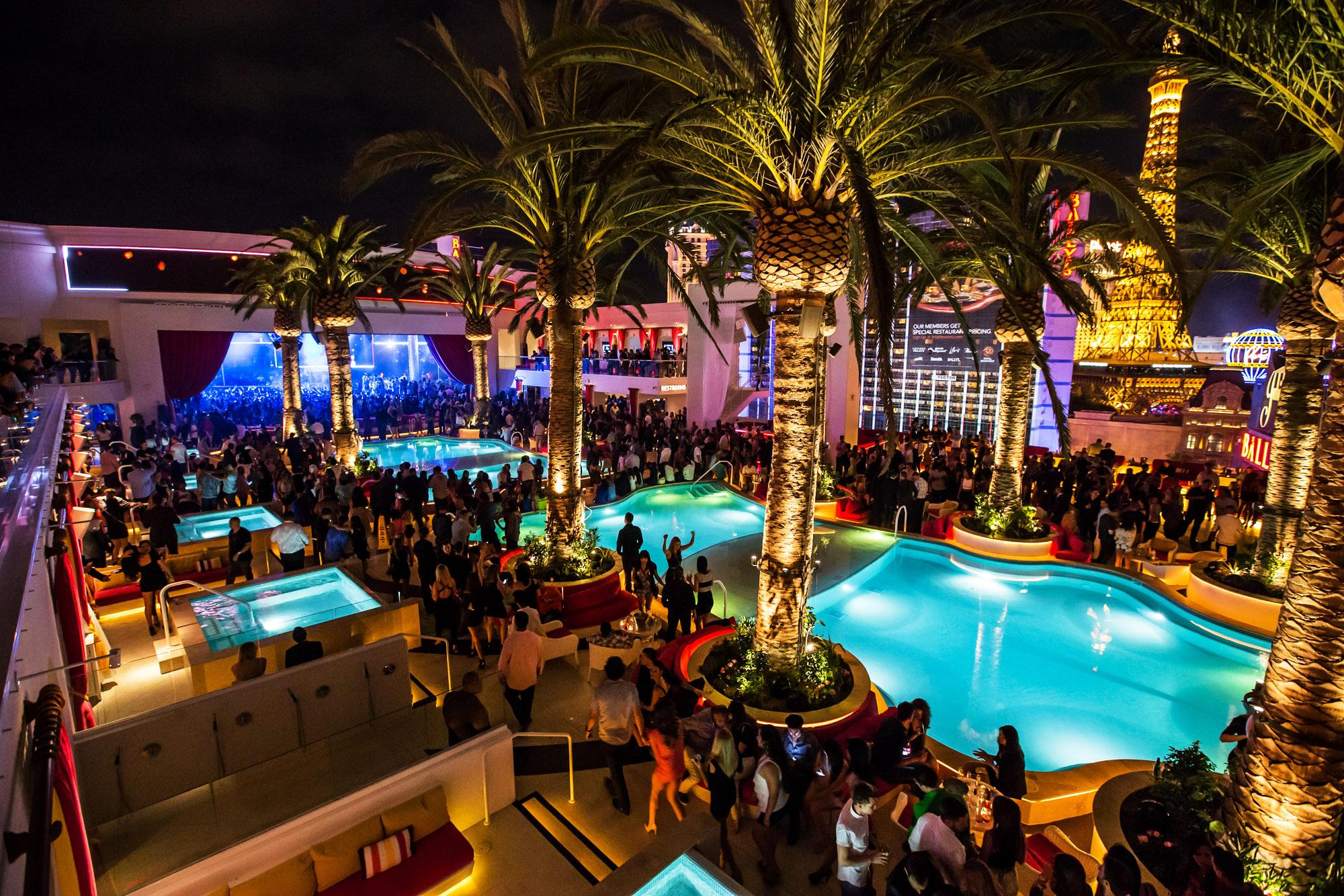 Drais Las Vegas Bottle Service Prices