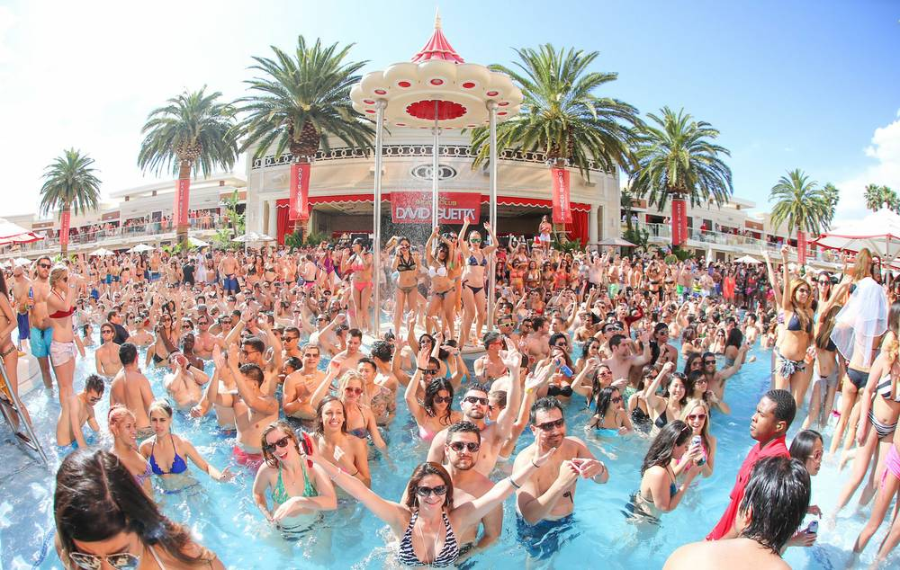 Encore Beach Club Cabana Prices & Bottle Service Cost