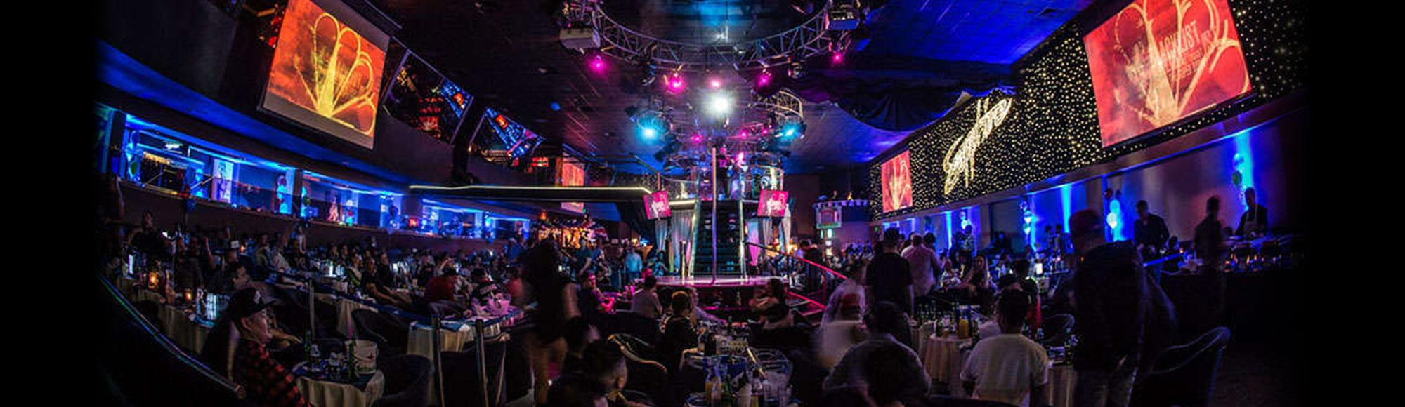 gentlemans club las vegas
