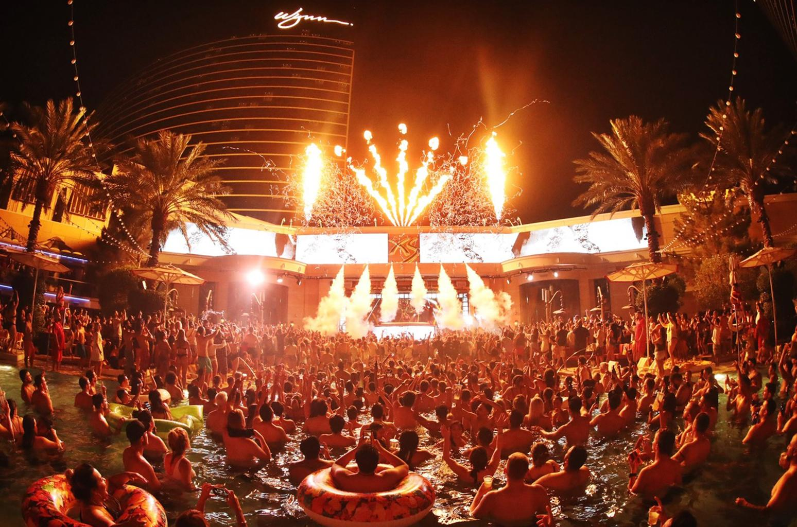 Download this Top Las Vegas Nightclubs picture